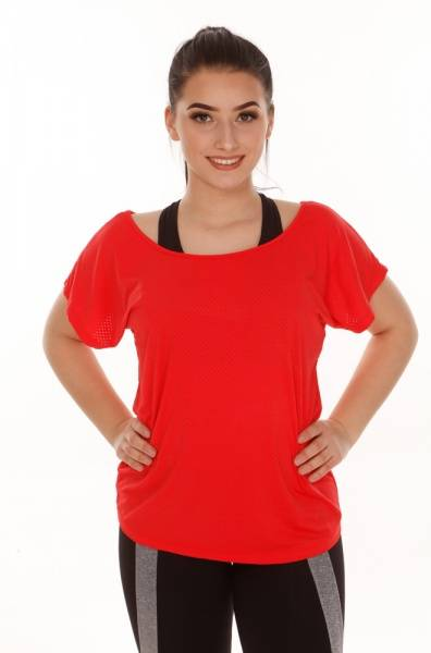 Canoa Red Sweater