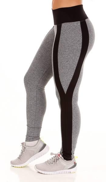 Namaste Grey Legging
