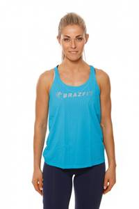 Image of Paraná Turquoise Tank Top