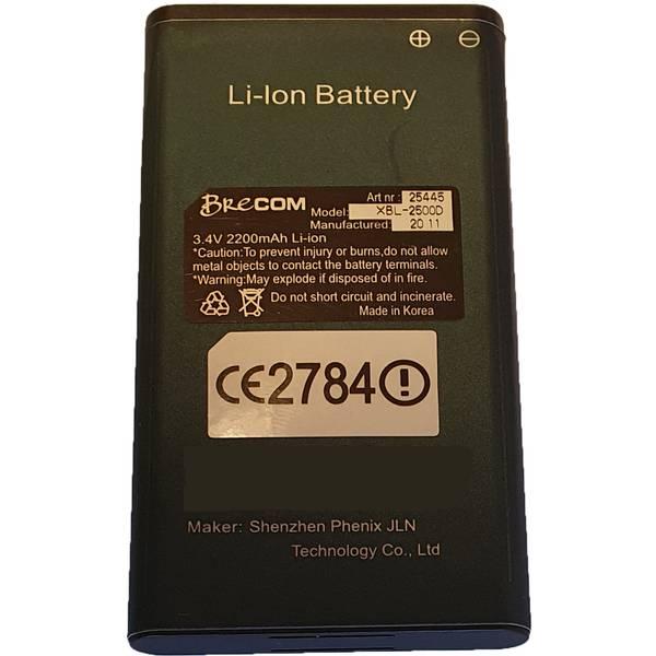 Bilde av Batteri for Brecom VR-2500 2200mAh