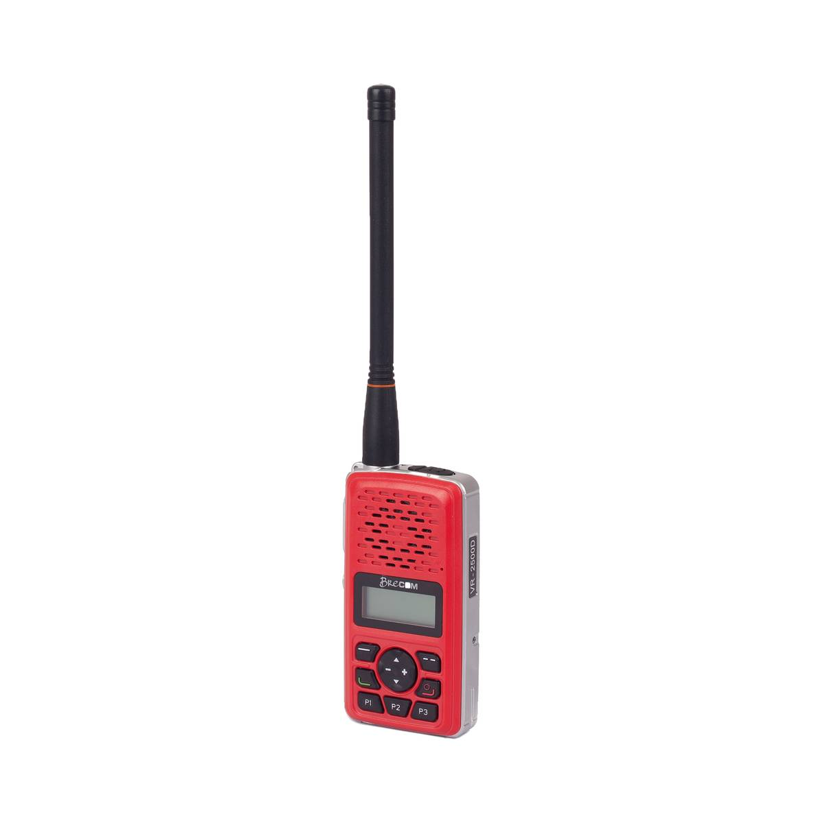 Brecom VR-2500 analog/digital radio DMR 138-174Mhz
