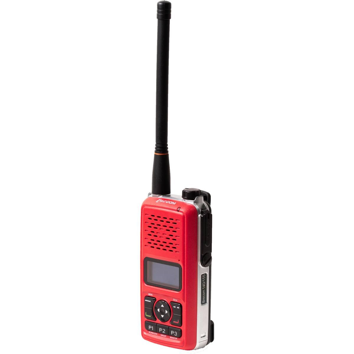 Brecom VR-3500 analog/digital radio DMR 138-174Mhz