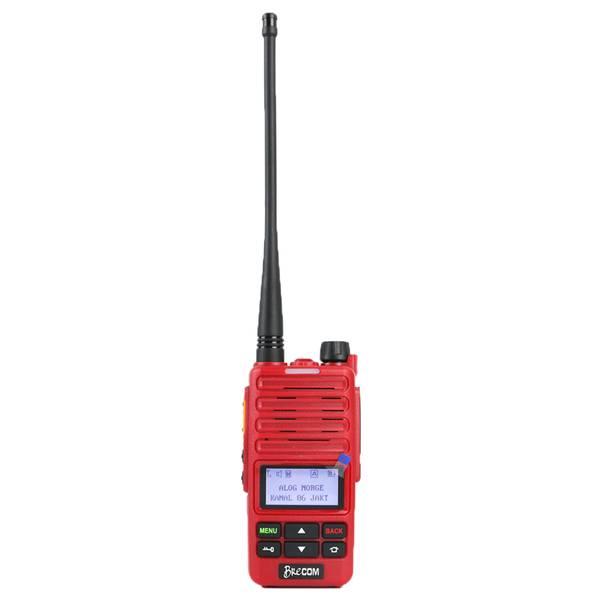 Bilde av Brecom VR-600D analog/digital radio DMR