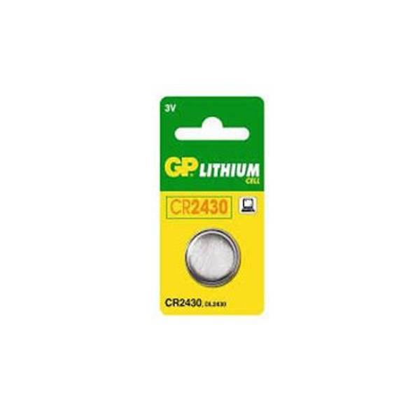 Bilde av Batteri knappcelle CR2430
