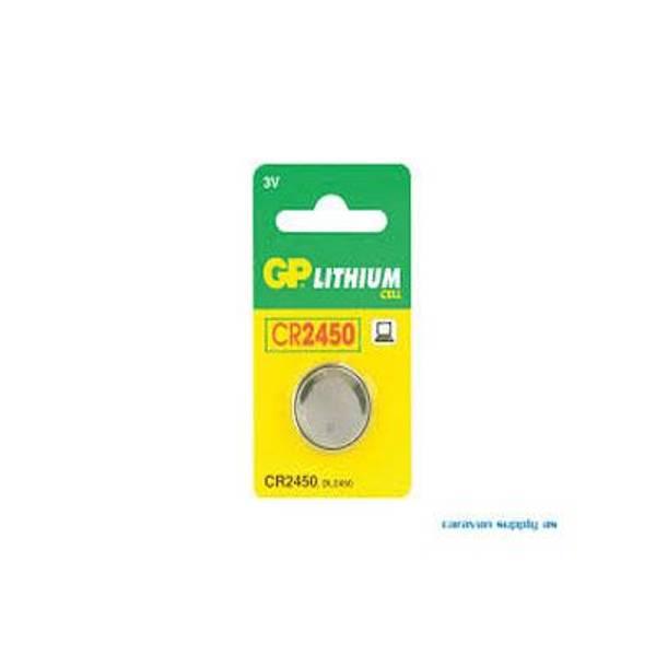 Bilde av Batteri knappcelle CR2450