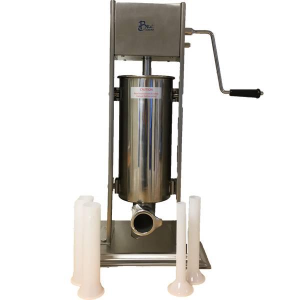 Bilde av Brecom pølsestapper 5 liter Vertikal, Brecom