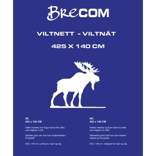 Bilde av Brecom viltnett.  Elg. 425x140 cm
