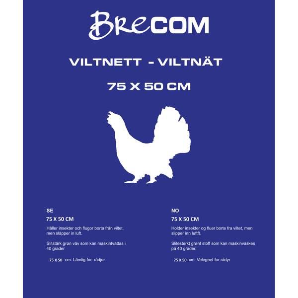 Bilde av Brecom viltnett. Fugl/hare. 75x50 cm