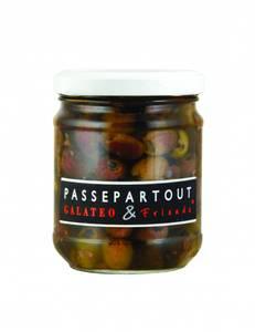 Bilde av Taggiasca Oliven i olivenolje