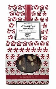 Bilde av Cantucci med sjokolade og mandler