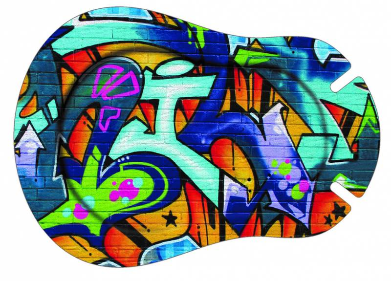 Ortopad Mix Grafitti 20 stk