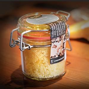 Bilde av Sæterparmesan på glas