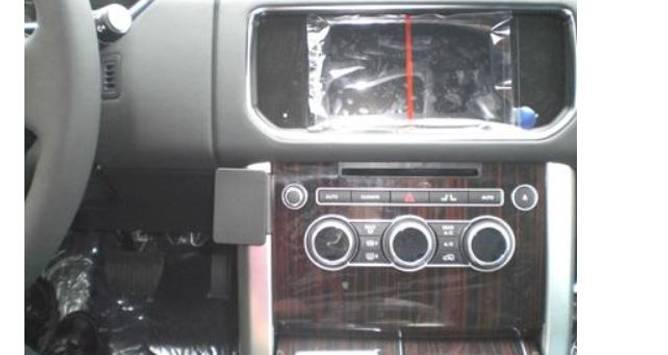 Bilde av Brodit ProClip Center mount, low - Land Rover
