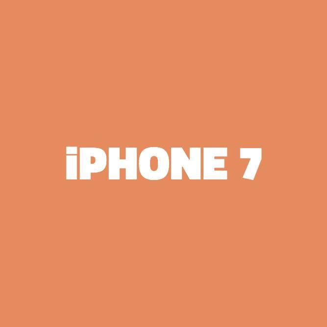 Bilde av iPhone 7