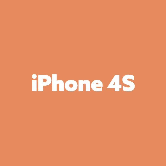 Bilde av iPhone 4S