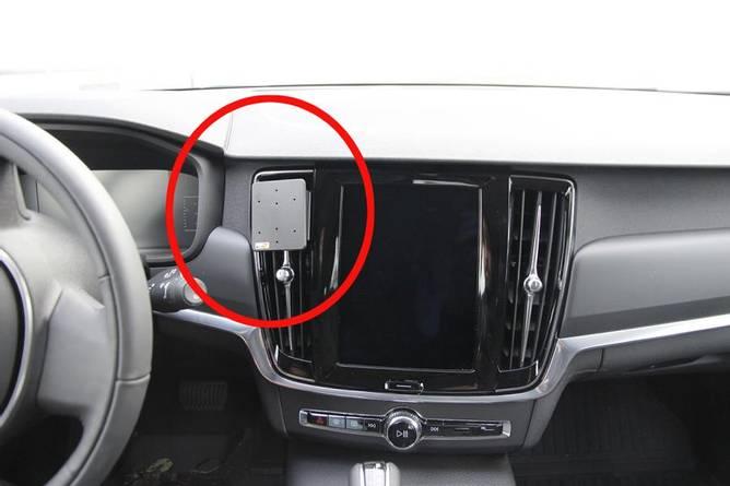 Bilde av Brodit ProClip Center mount, Left - Volvo S90/V90