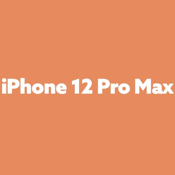 Bilde av iPhone 12 Pro Max