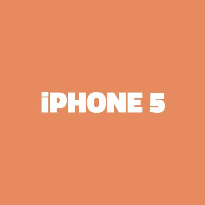 Bilde av iPhone 5