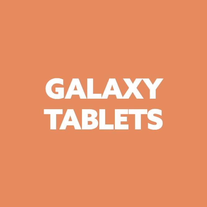 Bilde av Galaxy Tablets