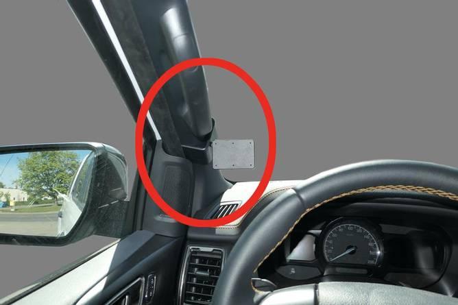Bilde av Brodit ProClip Left mount - Ford Ranger multi