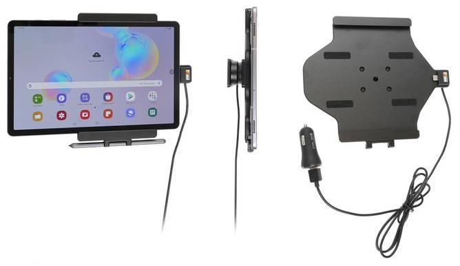 Bilde av Brodit Aktiv holder m/USB Samsung Galaxy Tab S6