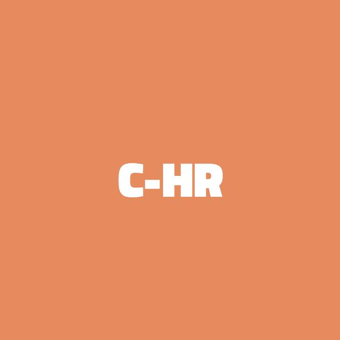 Bilde av C-HR
