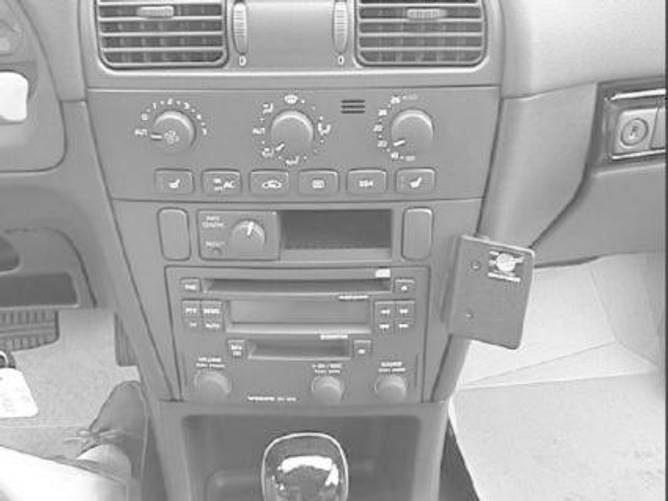 Bilde av Brodit ProClip Angled mount - Volvo S40/V40 01-03