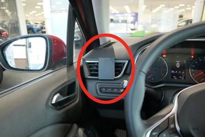 Bilde av Brodit ProClip Left mount - Renault Clio V