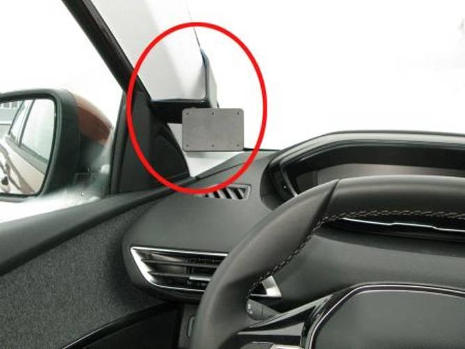 Bilde av Brodit ProClip Left mount - Peugeot 3008/5008 SUV