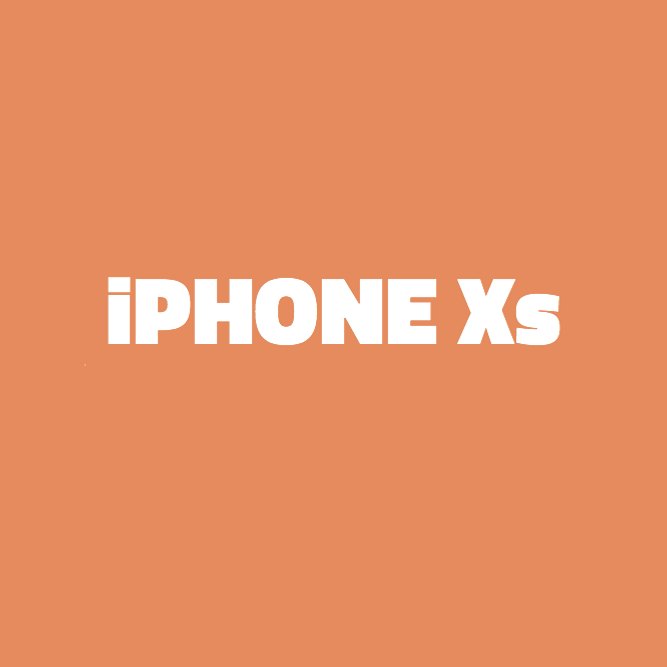 Bilde av iPhone Xs