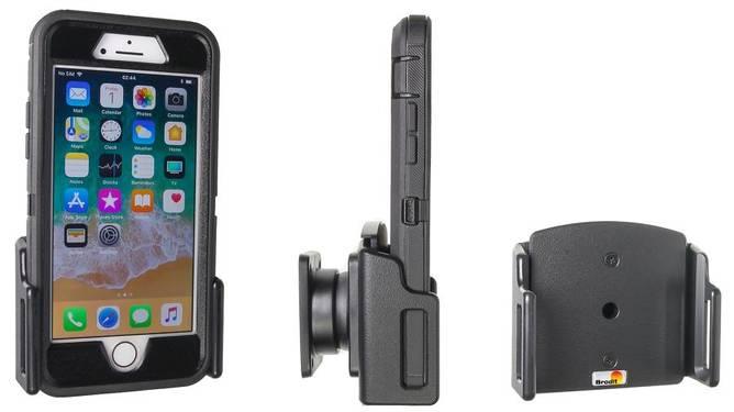 Bilde av Brodit Passiv Bilholder Justerbar iPhone 75-89mm