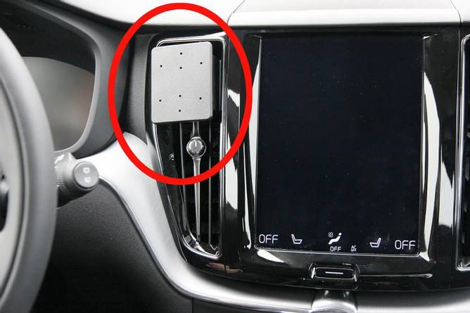 Bilde av Brodit ProClip Center mount Volvo S60/V60/XC60