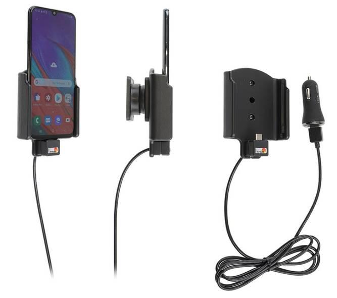 Bilde av Brodit Aktiv Bilholder m/USB - Samsung Galaxy A40