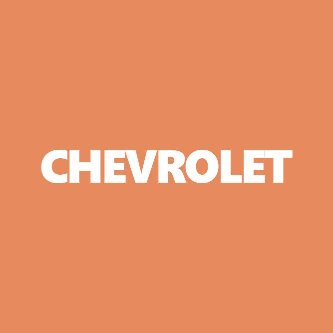 Bilde av Chevrolet