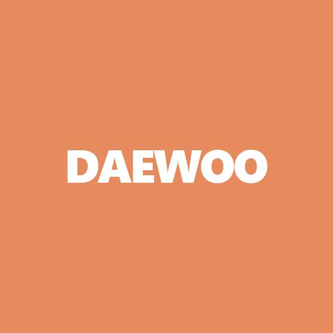 Bilde av Daewoo