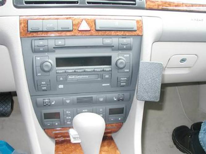 Bilde av Brodit ProClip Angled Mount Audi A6/S6 1998-2003