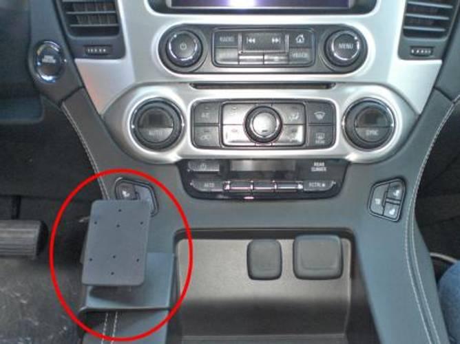 Bilde av Brodit ProClip Console Mnt left Chevrolet