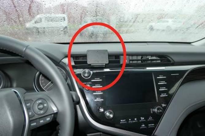 Bilde av Brodit ProClip Center mount - Toyota Camry