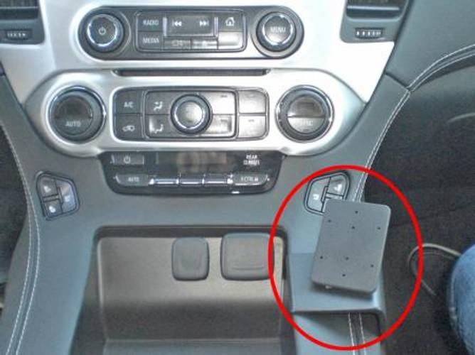 Bilde av Brodit ProClip Console Mnt right Chevrolet