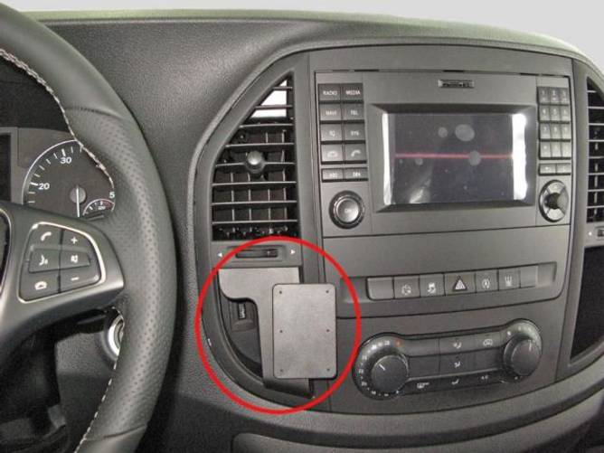 Bilde av Brodit ProClip Center mount - Mercedes Benz Vito