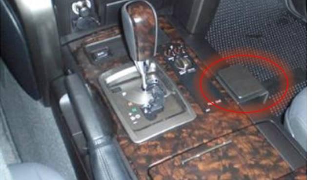 Bilde av Brodit ProClip Console mount - Toyota LandCruiser