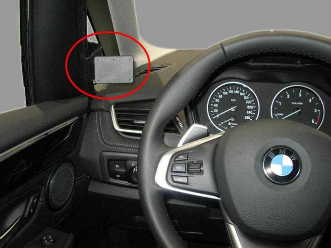 Bilde av Brodit ProClip Left Mount- BMW 2-serie multi