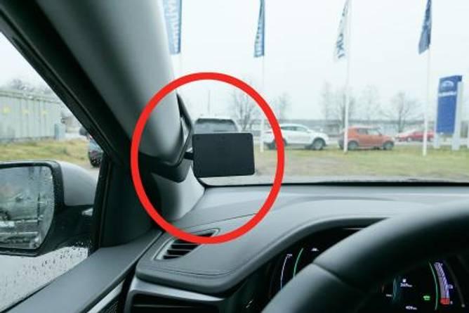 Bilde av Brodit ProClip Left mount - Hyundai Ioniq 2020