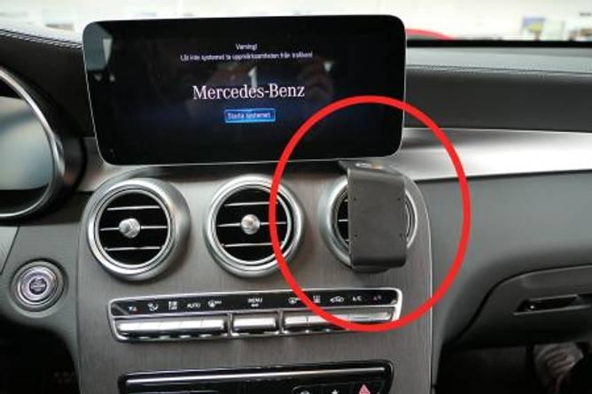 Bilde av Brodit ProClip Angled mount - Mercedes Benz