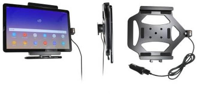 Bilde av Brodit Aktiv holder m/USB Samsung Galaxy Tab S4