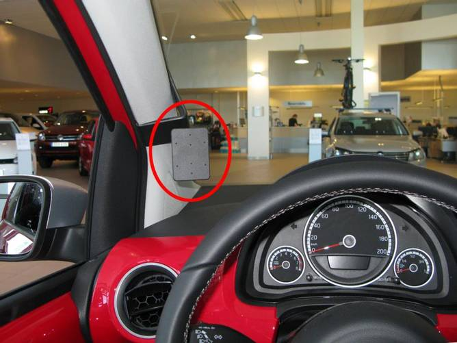 Bilde av Brodit ProClip Left Mount VW UP/Seat Mii/Skoda