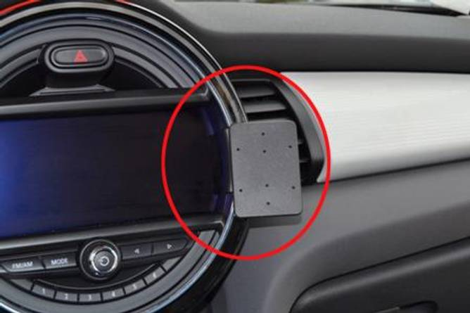 Bilde av Brodit ProClip Angled mount - Mini Cooper/One