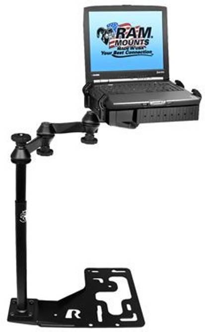 Bilde av RAM® No-Drill™ Universal Laptop Mount for Heavy