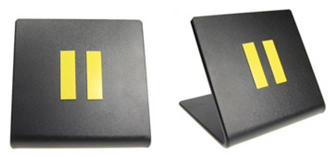 Bilde av Brodit bordstativ i ABS plast, 120 x 100 x 110