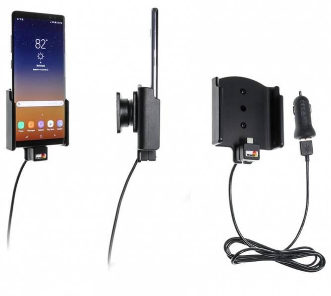 Bilde av Brodit Aktiv Bilholder m/USB - Samsung Galaxy